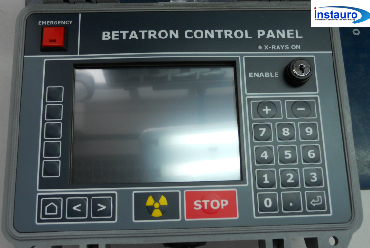 SEA-7 Betatron Control Panel