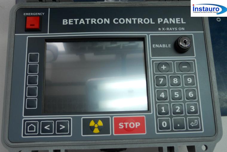 SEA-7 Betatron Control Panel